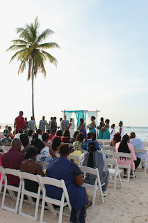 Pigeon point Heritage Pavilion Wedding Tobago