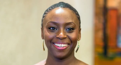 """I'M SORRY FOR MEN BECAUSE THEY CAN'T HAVE BABIES"" – CHIMAMANDA NGOZI ADICHIE"