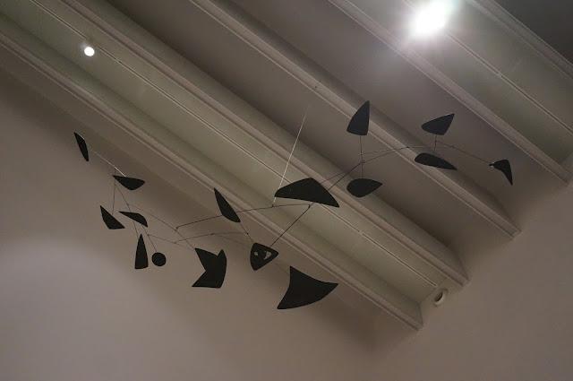 Alexander Calder - mobile 1956 Musee Soulages