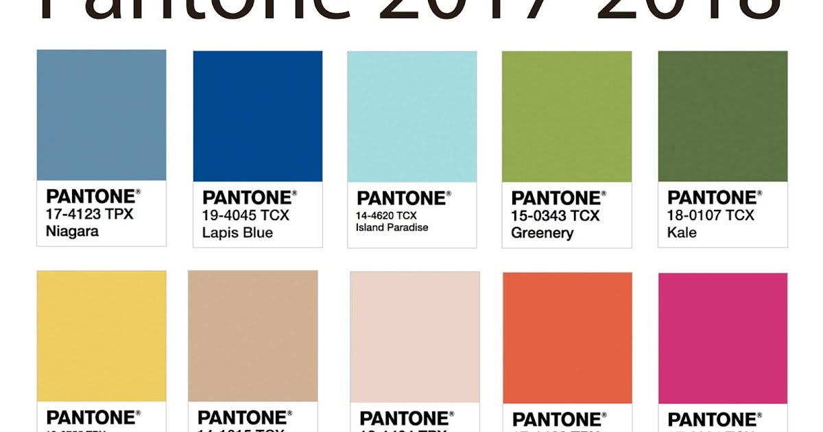 Lo mejor de una wedding planner for Pantone 2017 2018