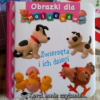 Obrazki dla makuchów. Zwierzęta i ich dzieci