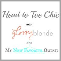 Glossy Blondet
