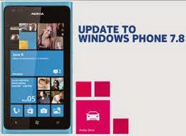 شرح تحديث Windows Phone 7.8 لهواتف الـNokia Lumia