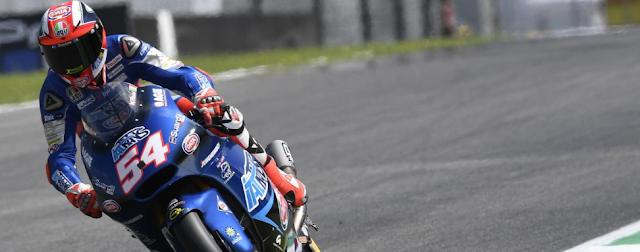 パッシーニ MotoGP2018 イタリアGP ポールポジション