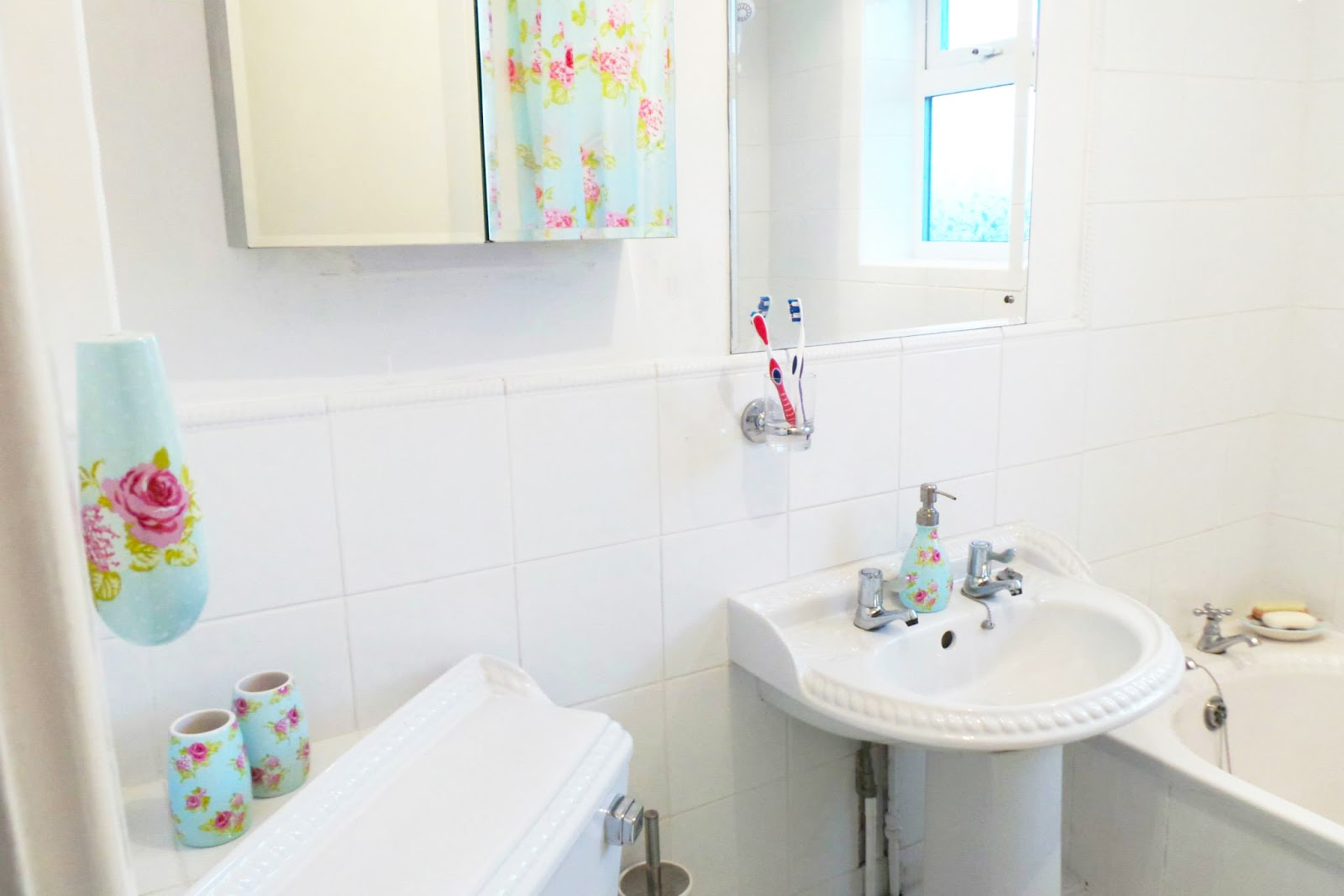 Dunelm Bathroom Accessories Lauras All Made Up Uk Beauty Fashion Lifestyle Blog