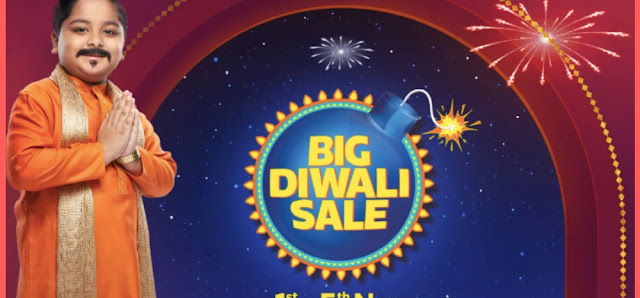 Flipkart Big Diwali Sale: Top Deals On Smartphones, Laptops, Cameras, Wearables And More!