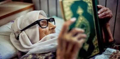perjuangan sang nenek menghafal Alquran