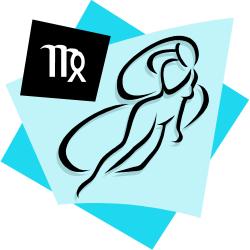 symbole du signe astrologique de la Vierge