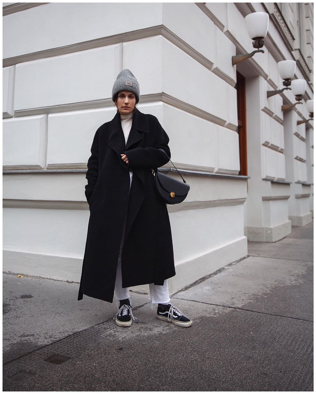 We're Going to Live in This Cozy Winter Look