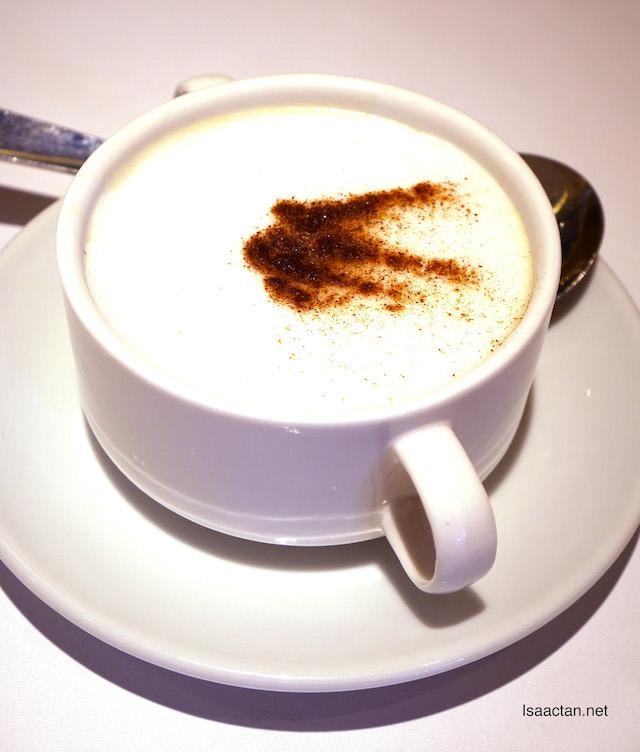 Mushroom Cappuccino Soup - RM6.55