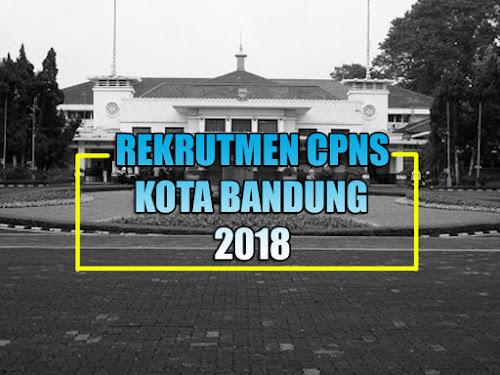 Penerimaan CPNS Kota Bandung 2018