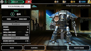 Warhammer 4K: Freeblade v1.6.1 Apk