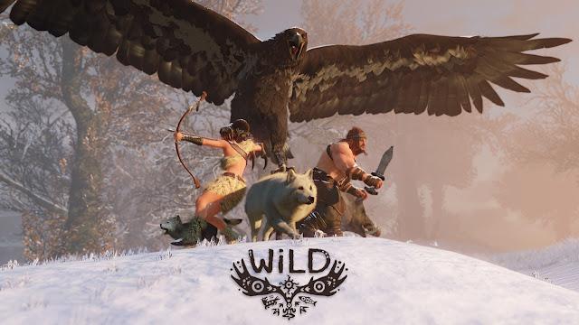 لعبة wild علي  ps4 الجديدة