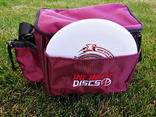 Frisbee Golf Starter Bag
