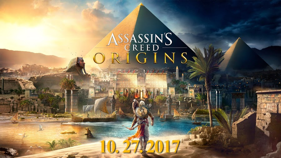 assassin's creed origins released