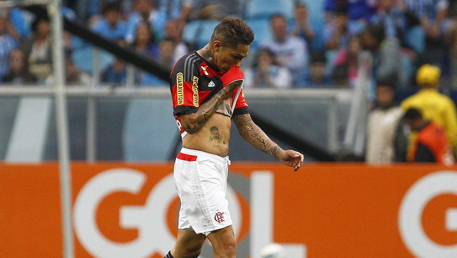 Jornalista Revela Que Guerrero Está Triste No Flamengo
