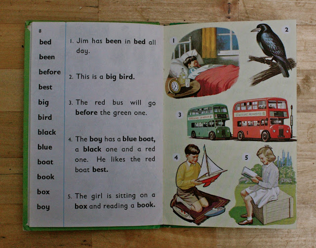 Vintage Children's books Ladybird