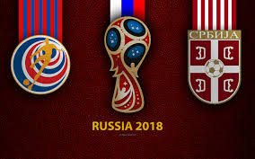 مباراة صربيا وكوستاريكا اليوم 2018/6/17 فى تصفيات كاس العالم 2018