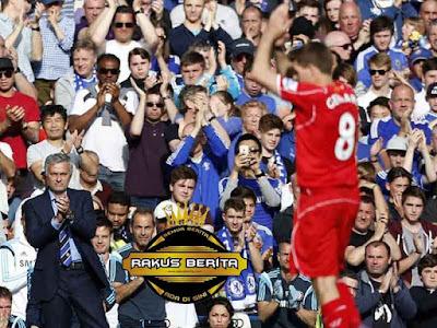 Gerrard Memuji Mourinho Sebagai Orang Yang Perfeksionis