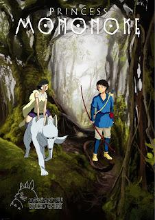 Printesa Princess Mononoke Desene Animate Online Dublate si Subtitrate in Limba Romana HD Gratis