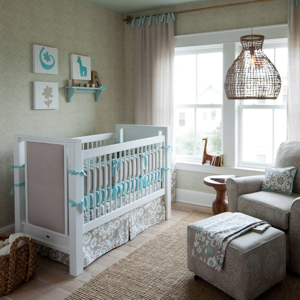 Our Little Baby Boy S Neutral Room: The Boo And The Boy: Gender Neutral Nurseries
