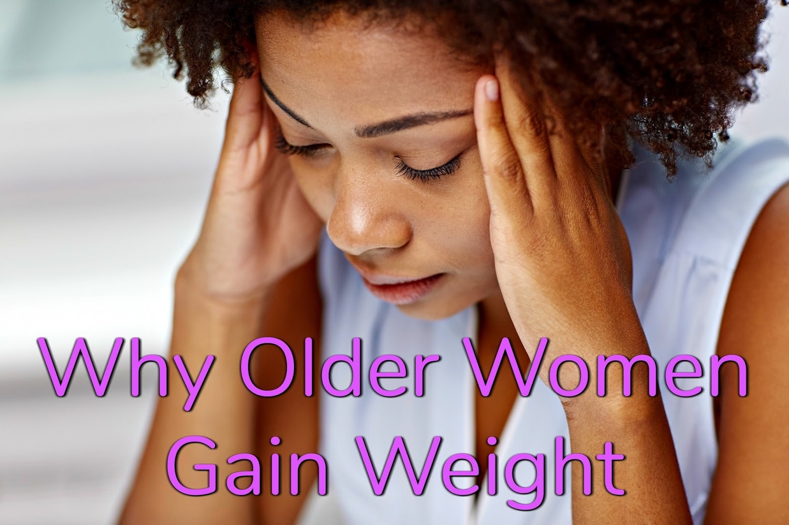 Losing weight is hard and older women are finding themselves gaining weight even when they diet. Older women weight loss is a real problem but we have help.