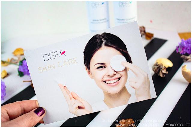 creamy cleanser aqua shake bifasico bio latte detergente skin care defa cosmetics bio cosmesi biologico