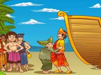 Cerita Legenda Malin Kundang Anak Durhaka