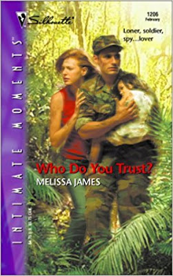 Book Review: Who Do You Trust?, by Melissa James, 2 stars
