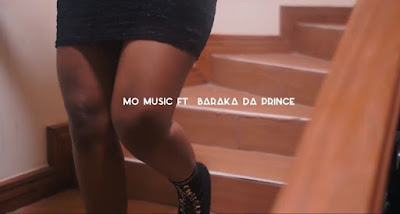 Mo Music Ft Baraka Da Prince - Usiniache Video