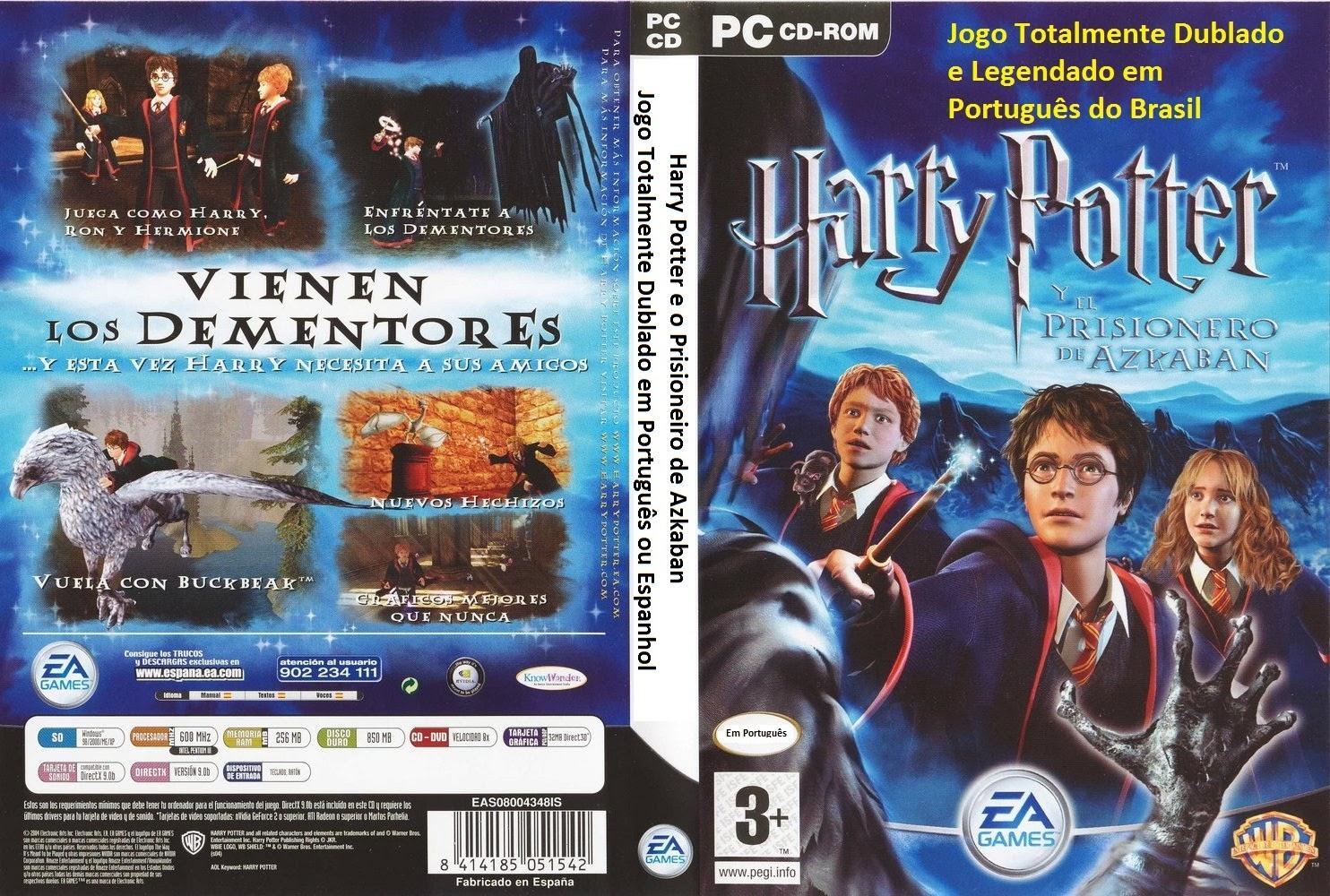 harry potter por dentro da magia baixar harry potter e o prisioneiro de azkaban o jogo baixar harry potter e o prisioneiro de