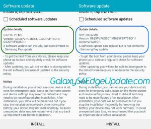 GalaxyS6edgeUpdate: Sprint Galaxy S6 G920P OTA Update