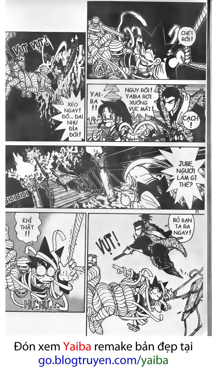 Yaiba chap 114 trang 16