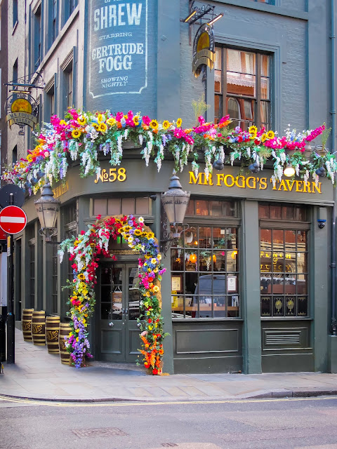 Mr Fogg's Tavern – 58 St. Martin's Lane, Covent Garden