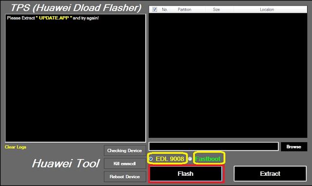 Huawei Dload Firmware Flasher - Mobile Tech 360