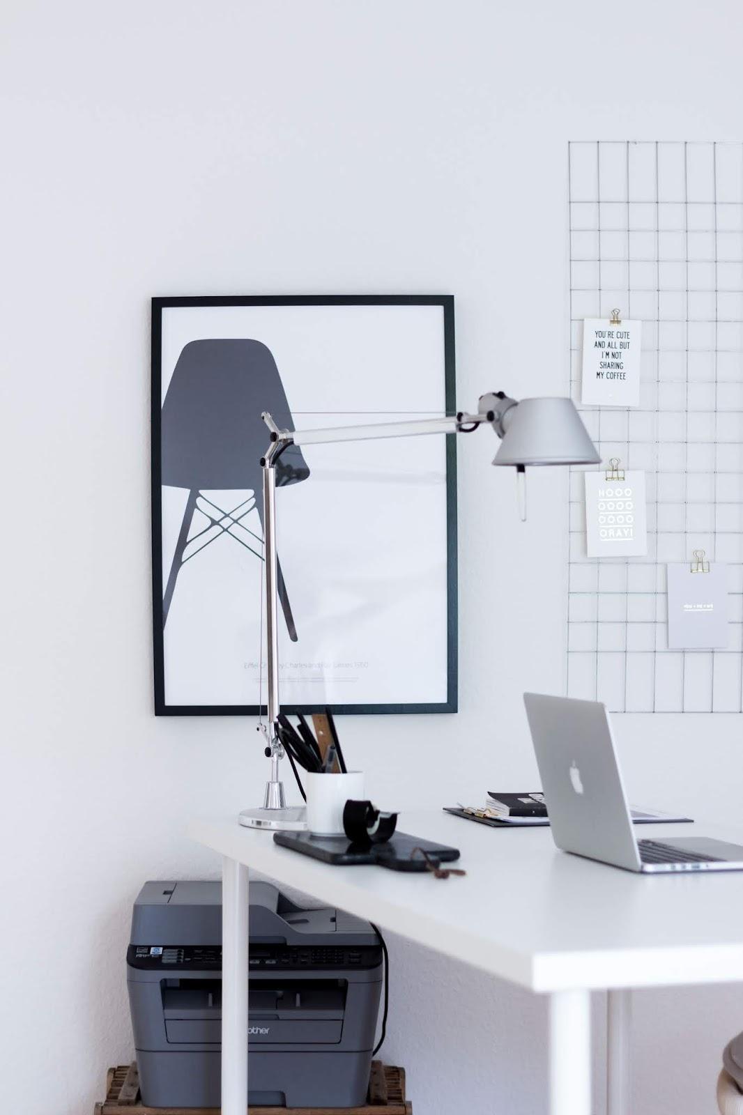 Interior | One-Line-Drawings und schwarz-weiß Prints von Desenio | www.sparklyinspiration.com