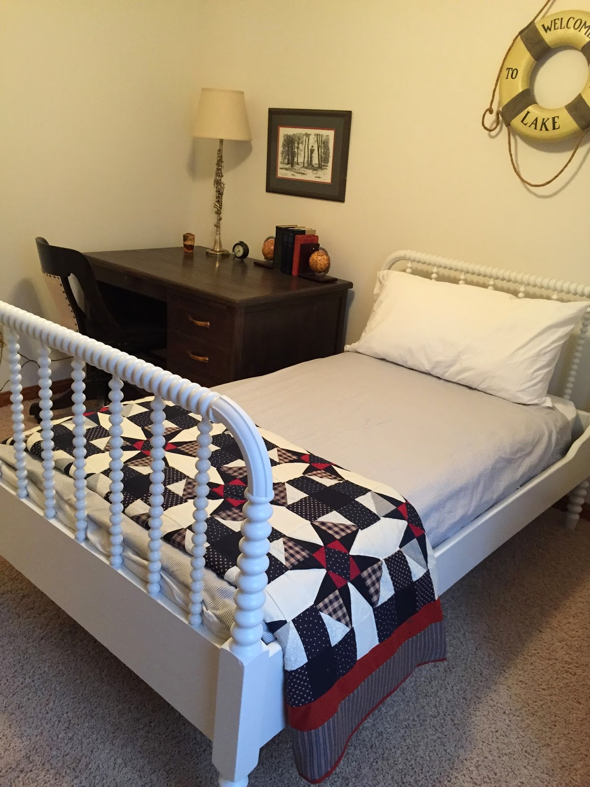 Jenny Lind Bed 3 4 Size How Not To Diy