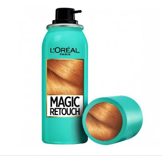 L'Oreal Magic Retouch pareri spray instant