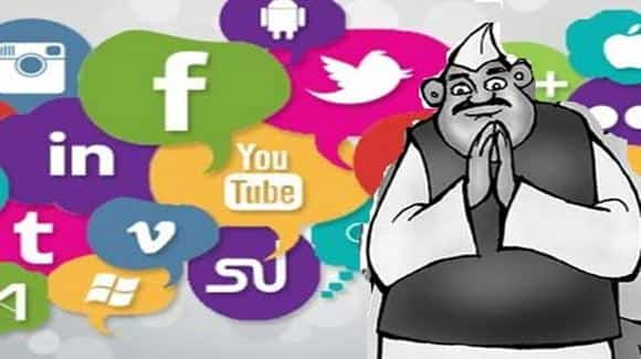 satire article in hindi on social media, saite article about social media
