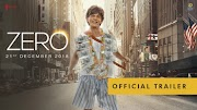 Zero Fails to cross 100 Crore - Total Box Office Collection