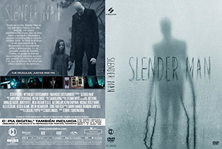 Slender Man - Cover DVD