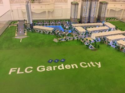 Thiết kế tổng thể FLC Garden City