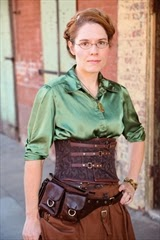 Interview with Beth Cato, author of The Clockwork Dagger - September 16, 2014