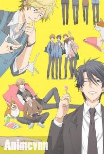 Hitorijime My Hero -  2017 Poster