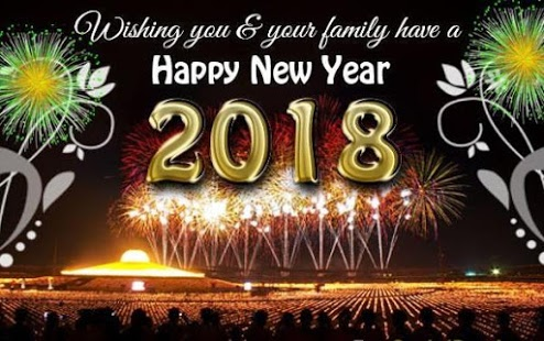 happy new year greetings quotes 2018
