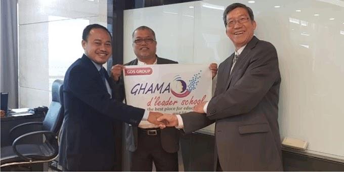 SMK Nasional Jalin Kerjasama Dengan Chien Hsin University Taiwan
