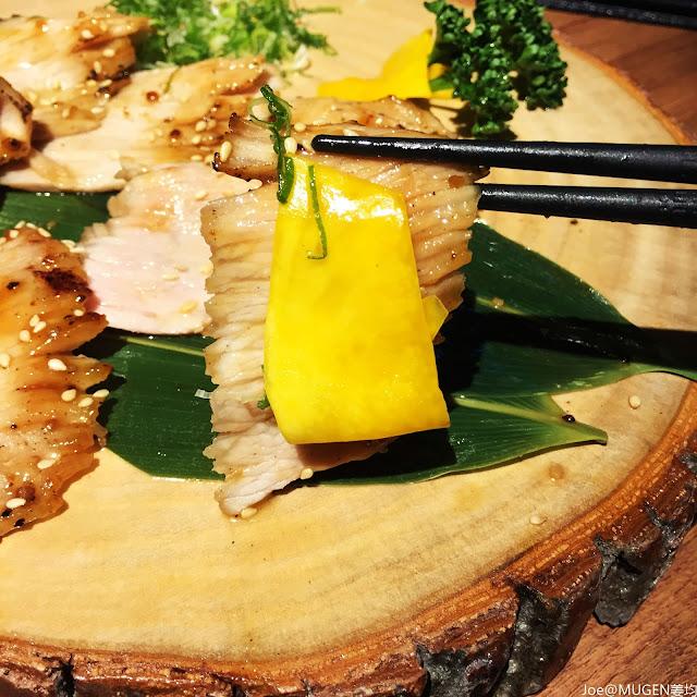 IMG 7491 - 【熱血採訪】一中結合LoungeBar 的 MUGEN 姜均日式手創sushi Bar @空運海鮮@日式手做料理@平價定食