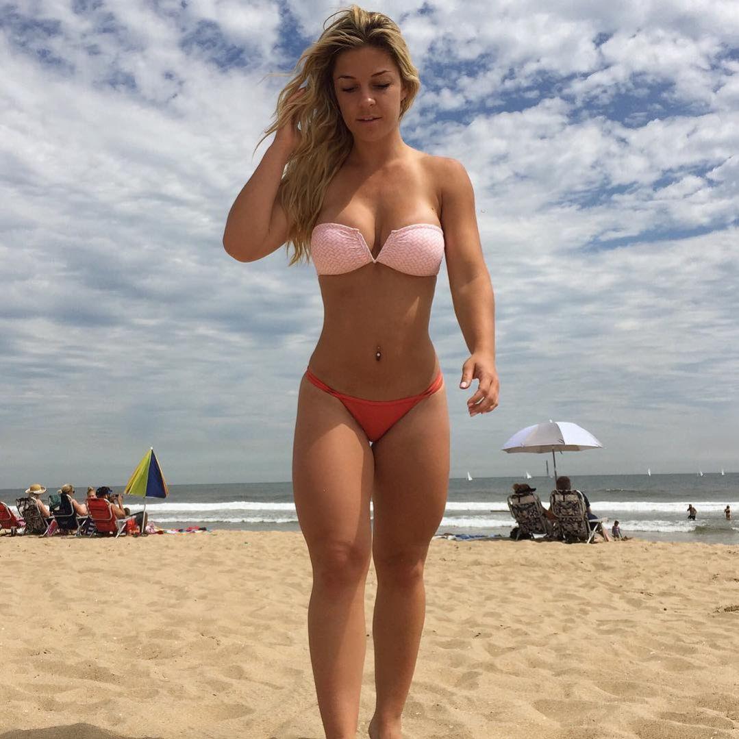 Tara Frost, Inspiring Fit Girl bikini fitness