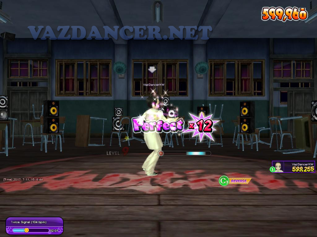Test Simple Hack Ayodance V6158 Play