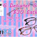Ice Goddhez x Firmoo $30 Each - 6 Total Designer Glasses Giveaway #ChaiChenGiveaways